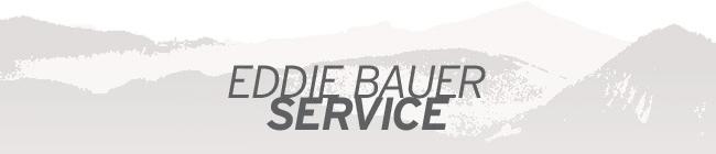 Eddie Bauer Service