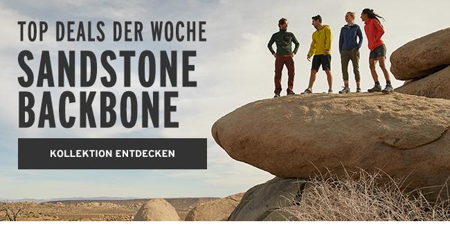 Top Deals der Woche – Sandstone Backbone Kollektion